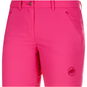 Mammut W's Hiking Shorts Dam pink